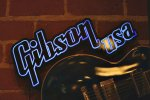 Gibson Guitar Showroom
