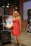 Bridget Hoida at the So L.A. Los Angeles Book Launch; Gibson Guitar Showroom